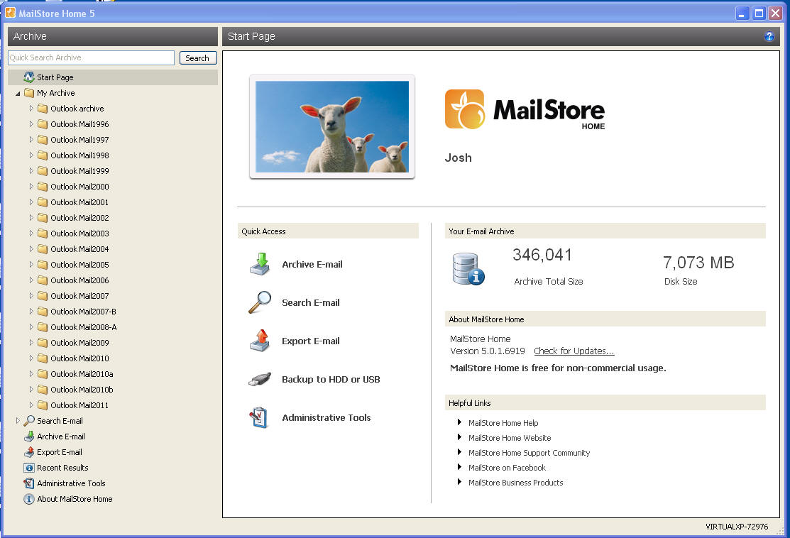 How to Import Archived Outlook Email Into Gmail Using GML How to Import Archived Outlook Email Into Gmail Using GML new photo
